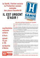 TRACT - Santé - Il est urgent d'agir !