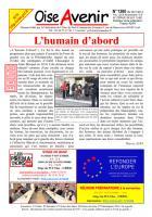 Oise Avenir n° 1300 - 6 novembre 2013