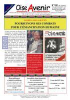 Oise Avenir n° 1301 - 13 décembre 2013