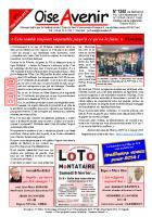 Oise Avenir n° 1302 - 9 janvier 2014