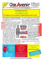 Oise Avenir n° 1303 - 28 février 2014