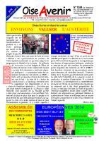 Oise Avenir n° 1304 du 18 avril 2014