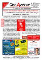 Oise Avenir n° 1307 du 29 août 2014