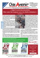 Oise Avenir n° 1310 du 19 décembre 2014