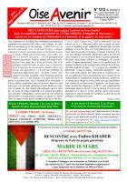 Oise Avenir n° 1312 du 5 mars 2015