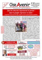 Oise Avenir n° 1327 du 28 août 2016