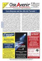 Oise Avenir n° 1328 du 29 septembre 2016
