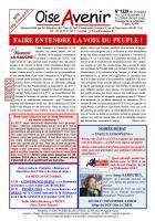 Oise Avenir n° 1329 du 27 octobre 2016