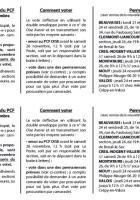 Oise Avenir n° 1330 du 17 novembre 2016 - Encart « Modalités de vote »