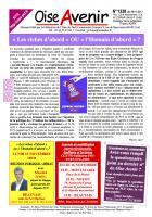 Oise Avenir n° 1338 du 8 novembre 2017