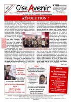 Oise Avenir n° 1339 du 8 décembre 2017
