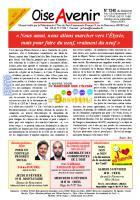 Oise Avenir n° 1340 du 9 février 2018
