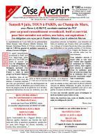 Oise Avenir n° 1343 du 31 mai 2018