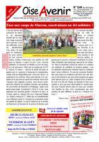 Oise Avenir n° 1344 du 5 juillet 2018