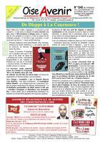 Oise Avenir n° 1345 du 31 août 2018