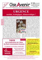 Oise Avenir n° 1349 du 19 décembre 2018