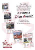 Oise Avenir, je m'abonne !
