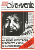 Oise Avenir n° 460 - 15 mai 1986 - La Une - Tiens Bon Nelson