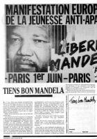 Oise Avenir n° 460 - 15 mai 1986 - Pages 4 & 5 - Tiens Bon Mandela