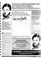 Oise Avenir n° 479 - 16 octobre 1986 - Page 3 - Vote anti-apartheid dans l'Oise