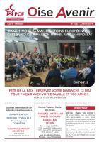Oise Avenir n° 1352 du 23 avril 2019
