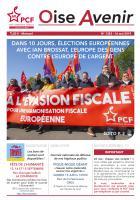 Oise Avenir n° 1353 du 16 mai 2019