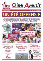 Oise Avenir n° 1367 du 16 juillet 2021