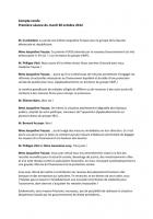 PLFSS 2013-Questions au gouvernement-Jacqueline Fraysse - Assemblée nationale, 30 octobre 2012