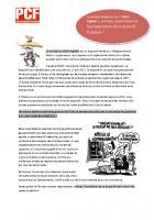 Tract concernant le concept de « voisin vigilant» - Clermont, 24 janvier 2012