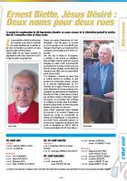 13 mai, Montataire - Inauguration des rues Ernest Biette et Jésus Désiré