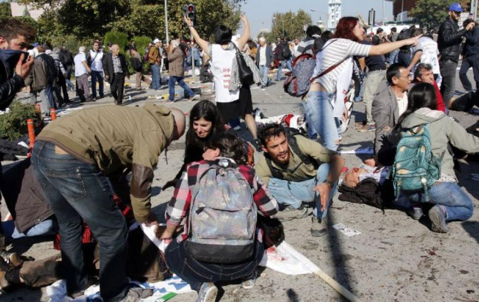 Attentat d'Ankara :