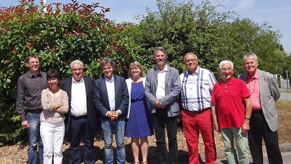 Lancement officiel de la campagne - Thourotte, 11 juillet 2015