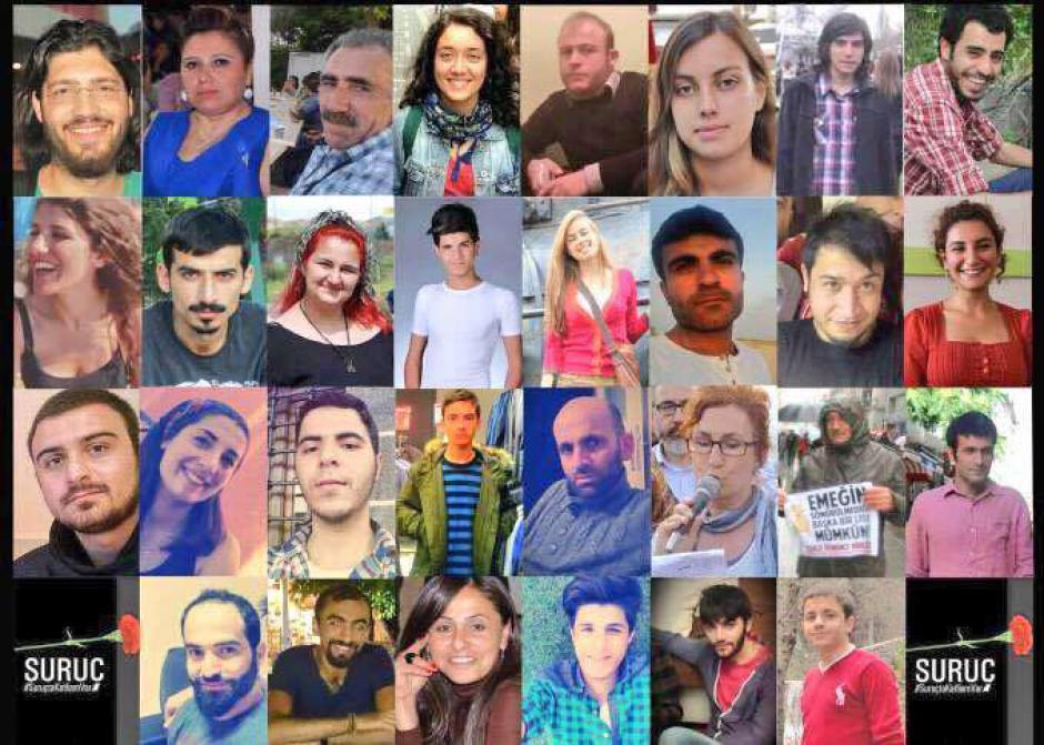 8 août, Paris - Manifestation de soutien au peuple kurde