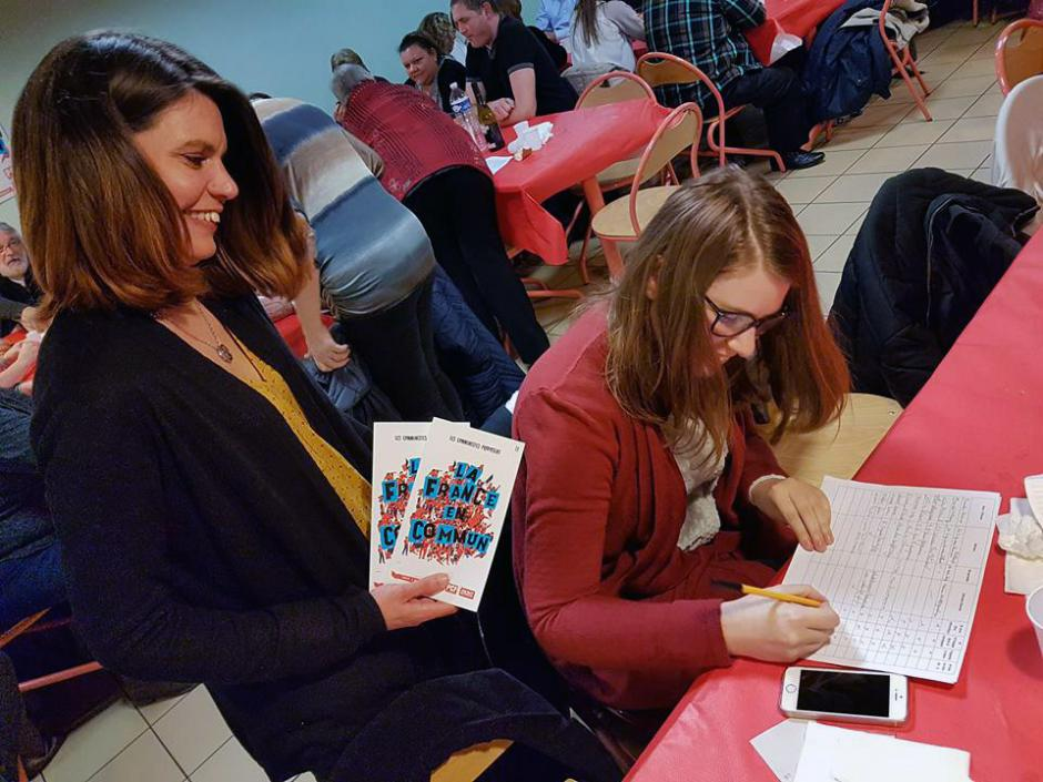 10 mars, Saint-Maximin - Rencontre-débat « Les droits des femmes, parlons-en », avec Caroline Brebant