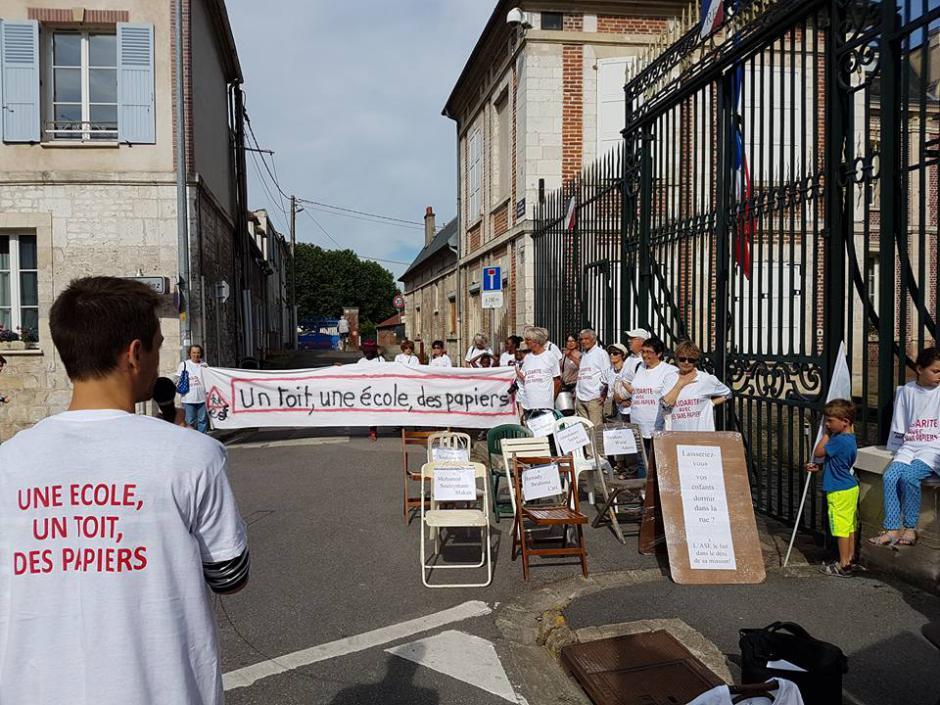 Aucune chaise vide à la rentrée ! - Beauvais, 5 juillet 2017