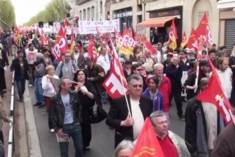 [20100501]-Défilé du 1er mai - Chantilly, 1er mai 2010