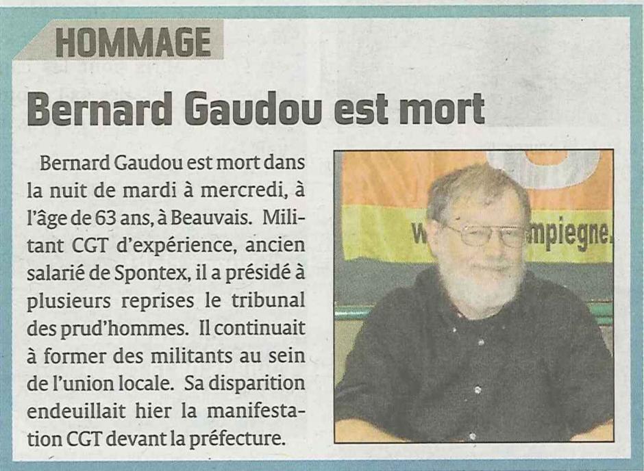 20120301-CP-Beauvais-Bernard Gaudou, militant CGT, formateur... est mort