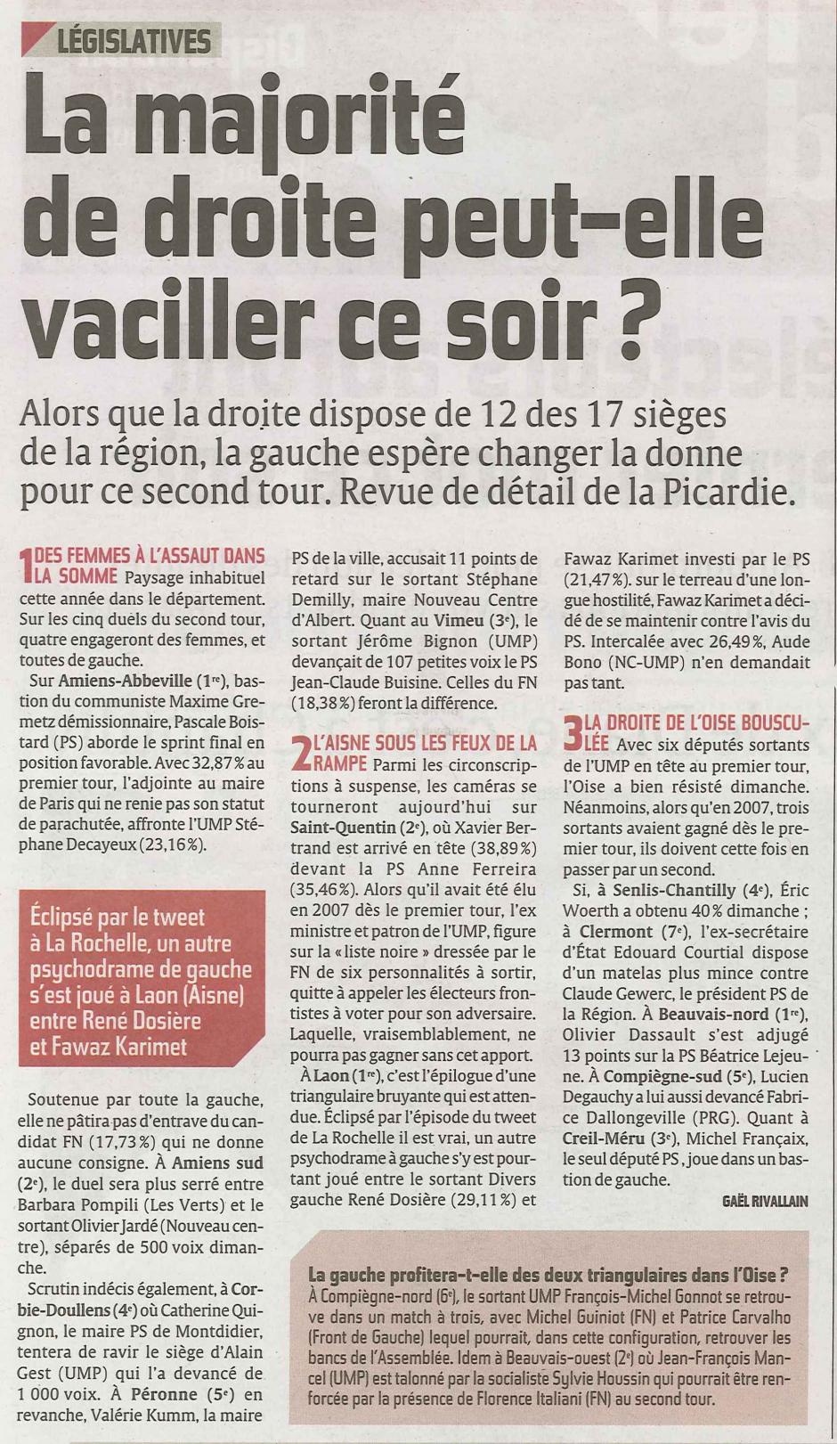20120617-CP-Législatives-La majorité de droite en Picardie peut-elle vaciller ce soir ?