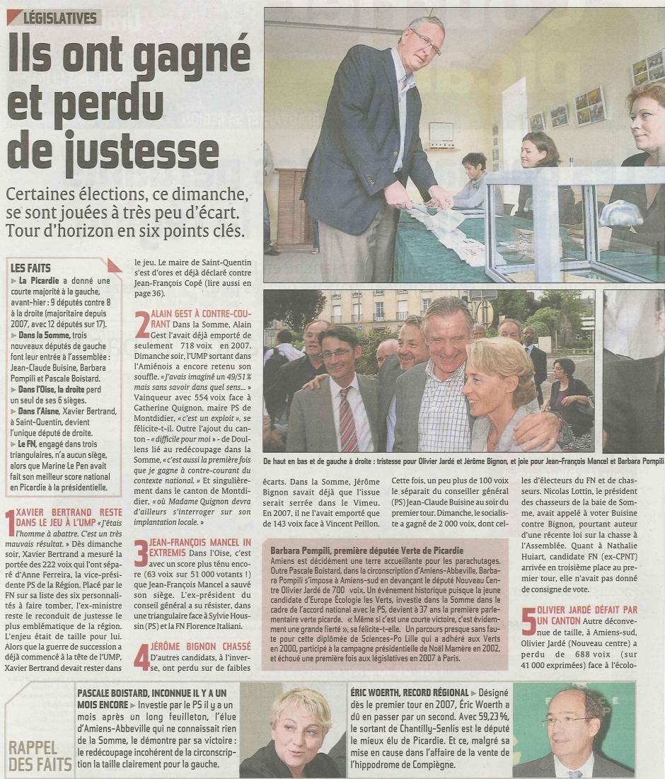 20120619-CP-Législatives-Picardie : ils ont gagné et perdu de justesse