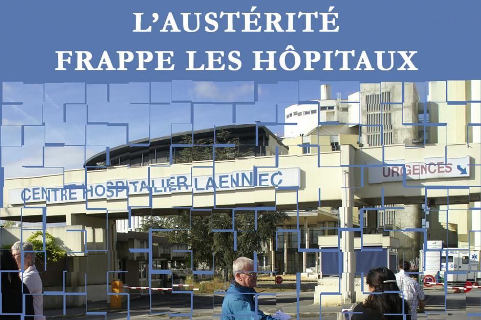 Stop aux politiques d'austérité et à la casse des hôpitaux publics ! - Creil-Senlis, 19 mars 2013