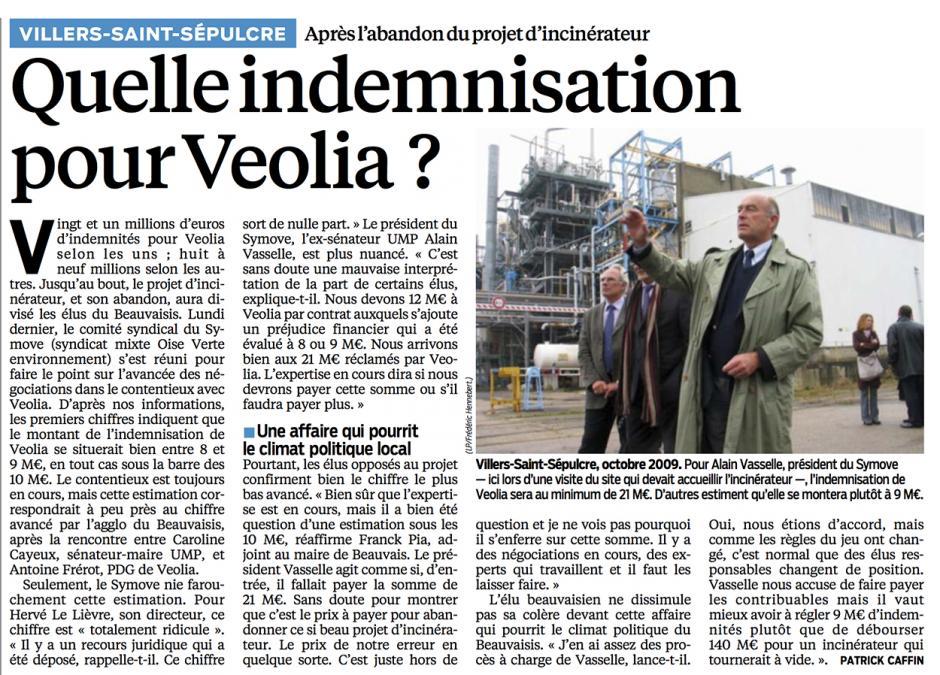 20130923-LeP-Villers-Saint-Sépulcre-Incinérateur : quelle indemnisation pour Veolia ?