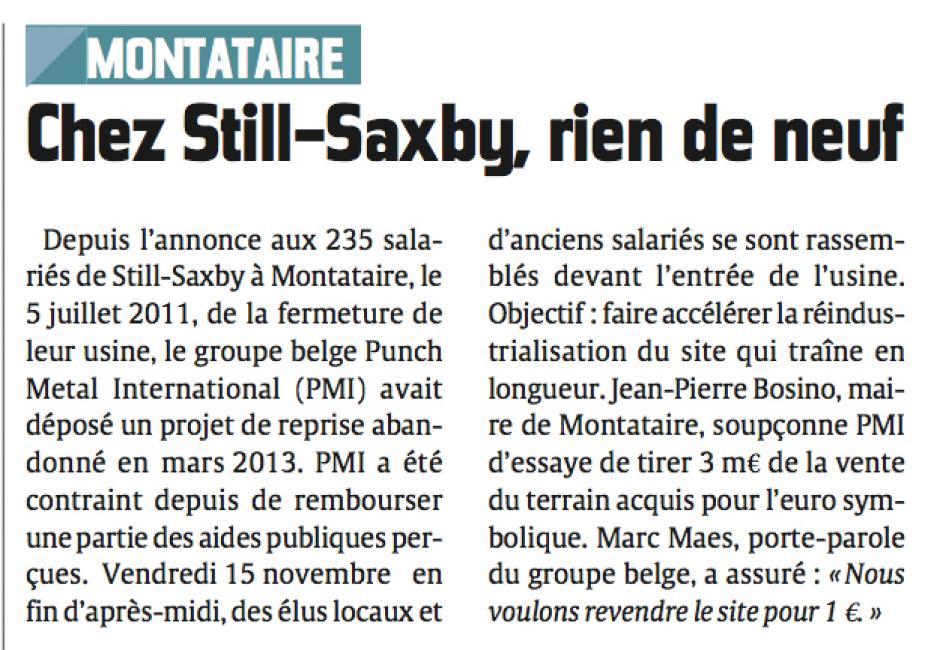 20131118-CP-Montataire-Chez Still-Saxby, rien de neuf [version Beauvais]