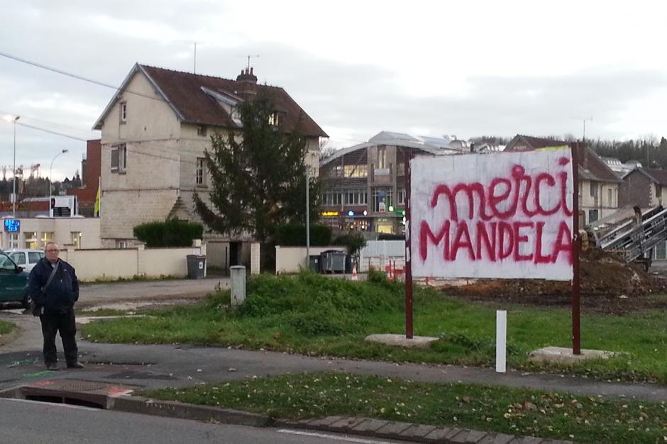 Merci Mandela - Beauvais, Creil et Montataire, 6 au 9 décembre 2013