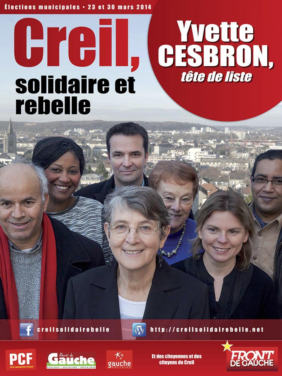 7 mars, Creil - Liste « Creil, solidaire et rebelle »-Rencontre avec des femmes qui apportent le plaisir de vivre à Creil