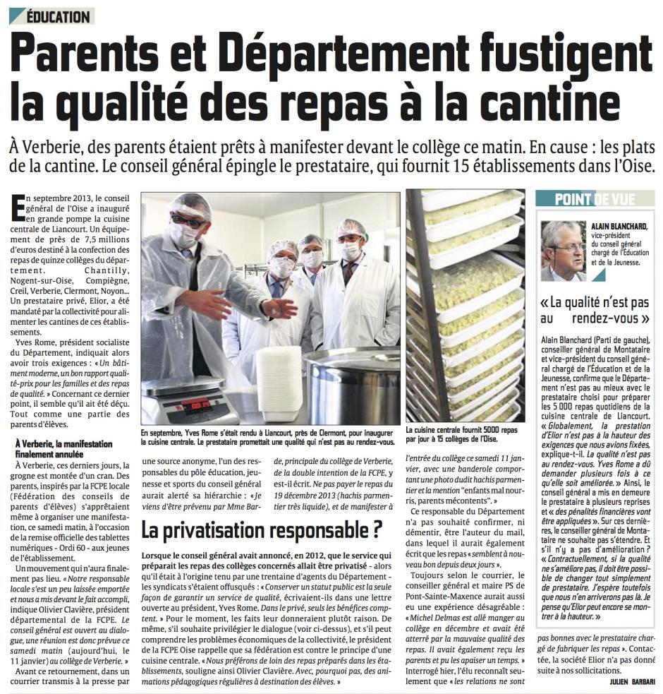 20140111-CP-Verberie-Parents et Département fustigent la qualité des repas à la cantine [Alain Blanchard]