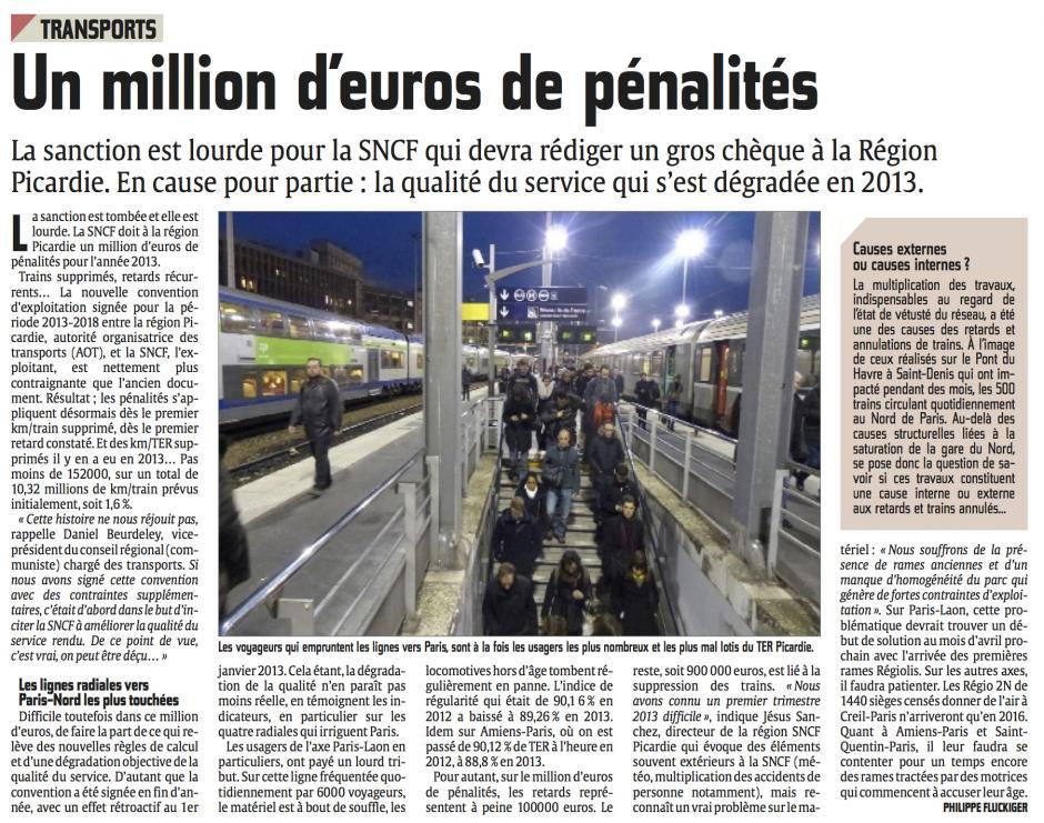 20140213-CP-Picardie-SNCF : un million d'euros de pénalités