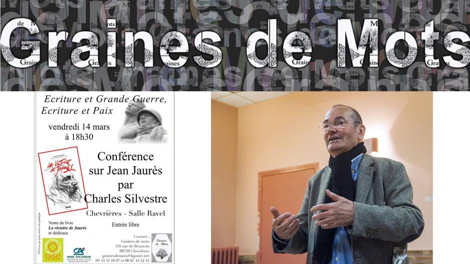 Jean Jaurès, le bâtisseur de la République moderne - Chevrières, 14 mars 2014