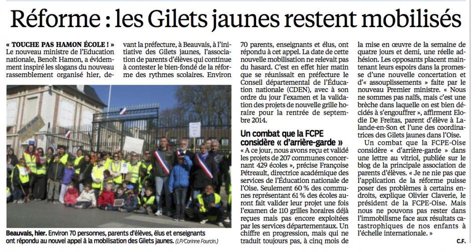 20140410-LeP-Beauvais-Réforme : les Gilets jaunes restent mobilisés