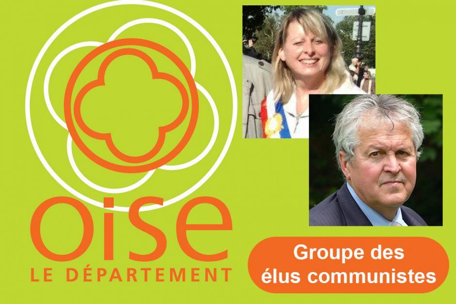 Suppression des départements-Communiqué du Groupe des élus communistes du Conseil général de l'Oise - 15 avril 2014