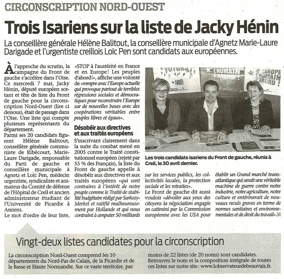 20140509-ObsBv-E2014-Oise-Trois Isariens sur la liste de Jacky Hénin